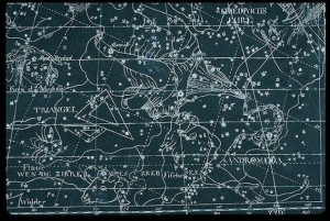 Goldbach's star atlas